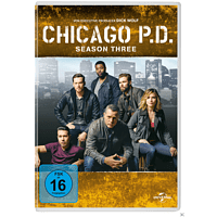 Chicago P.D. - Staffel 3 [DVD]