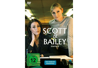 Scott & Bailey 5.Staffel - (DVD)