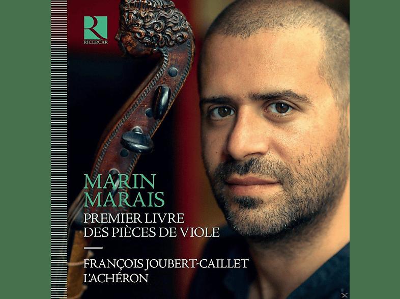 Francois Joubert-Caillet, L'acheron - Premier Live de Pièces de Viole (1686) [CD]