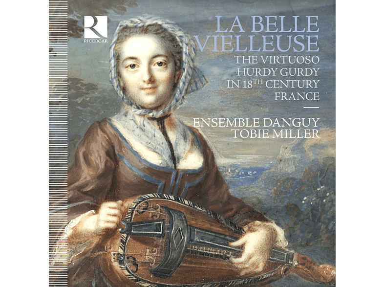 Monika Mauch, Ensemble Danguy - La Belle Vielleuse [CD]