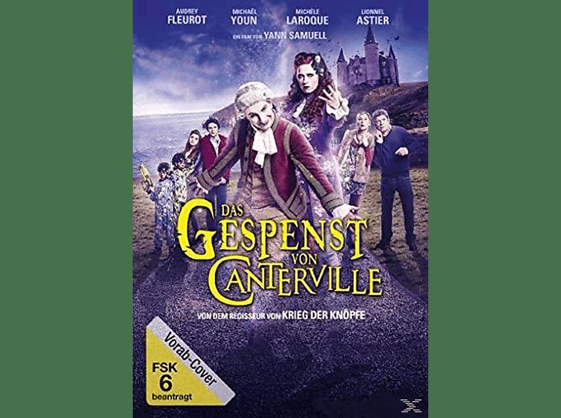 Das Gespenst von Canterville [DVD]