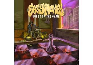 Easy Money - Rules Of The Game-Midas Touch (Ltd.Gold Vinyl) - (Vinyl)
