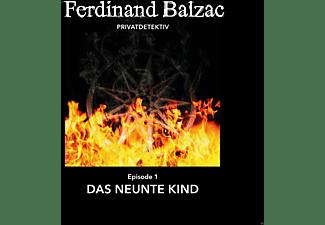Stefan H.A. Meichsner - Das neunte Kind  - (CD)