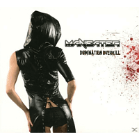 Maneater - Domination Overkill - [CD]