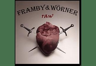 Framby & Wörner - RAW  - (CD)