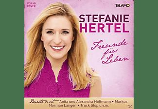 Stefanie Hertel - Freunde fürs Leben  - (CD)