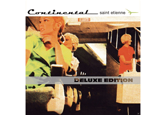 Saint Etienne - Continental (2CD Deluxe Edition) - (CD)