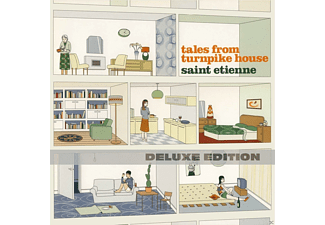 Saint Etienne - Tales From Turnpike House (2CD Deluxe Edition)  - (CD)