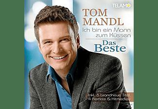 Tom Mandl - Ich bin ein Mann zum Küssen  - (CD)