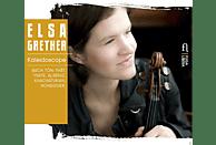 Elsa Grether - Kaleidoscope-Werke für Violine solo [CD]