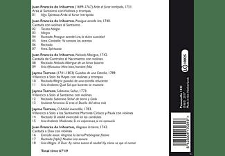 Maria Espada, Jose Hernandez, Orquesta Barroca De Sevilla - Arde El Furor-Andalusische Musik Des 18.Jh.  - (CD)