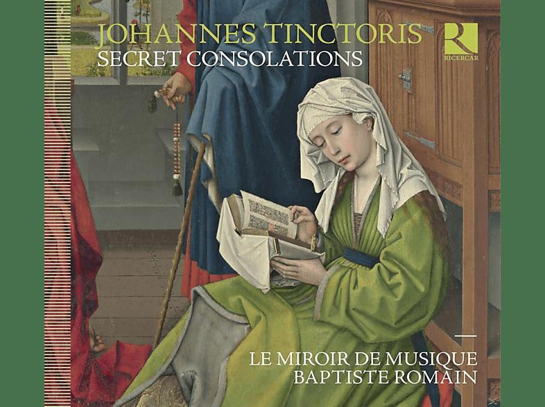 Le Miroir De Musique - Secret Consolations [CD]
