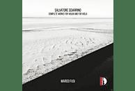 Marco Fusi - Die Werke Für Violine & Viola [CD]