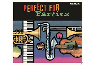 VARIOUS - Perfect For Parties  - (CD)