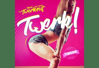 VARIOUS - Twerk!  - (CD)
