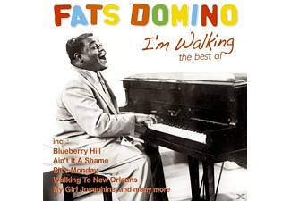 Fats Domino - I'm Walking-The Best Of  - (CD)