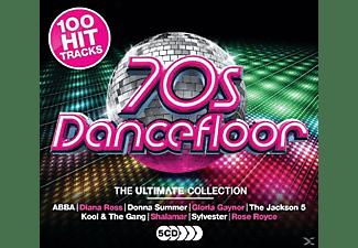 VARIOUS - 70s Dancefloor  - (CD)