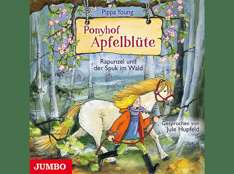 Ponyhof Apfelblüte (8).Rapunzel Und Der Spuk Im Wald - (CD)