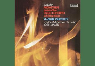 Vladimir Ashkenazy, The London Philharmonic Orchestra - Prometheus & Klavierkonzert op.20  - (Vinyl)