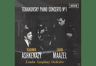Vladimir Ashkenazy, Lorin Maazel, London Symphony Orchestra - Klavierkonzert 1  - (Vinyl)