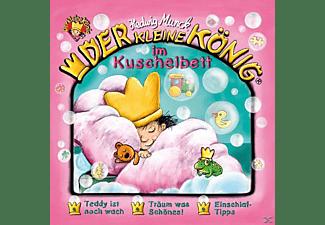 Der Kleine König - 38: Der Kleine König Im Kuschelbett  - (CD)