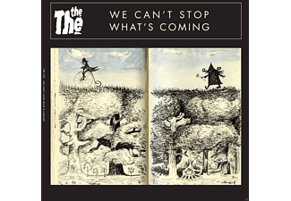 The The - YOU CAN T STOP WHAT S COMING  - (Vinyl)