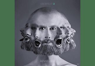 Benny Greb - Grebfruit2 (Black Vinyl+MP3)  - (Vinyl)