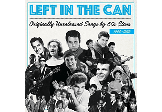 VARIOUS - Left In The Can (1960-1969)  - (CD)