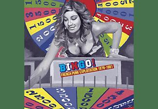 VARIOUS - Bingo-French Punk Exploitation 1978-1981  - (CD)