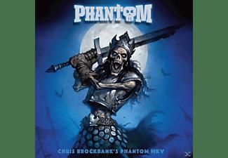 Chris Brockbank's Phantom Mkv - Phantom  - (CD)