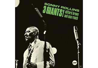 Sonny Trio Rollins - 3 Giants! (180g Vinyl)  - (Vinyl)