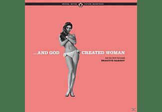 Paul Misraki - And God Created Woman  - (Vinyl)