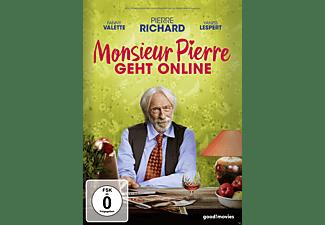 Monsieur Pierre geht online DVD