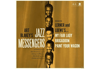 Art Blakey and the Jazz Messengers - Play Lerner & Löwe (Ltd.180g Vinyl)  - (Vinyl)