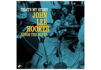 John Lee Hooker - That's My Story: John Lee Hooker Sings The Blues  - (Vinyl)