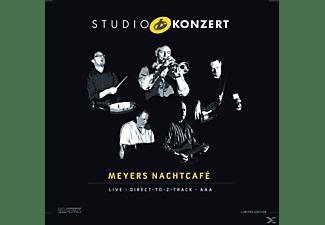Meyer's Nachtcafe - Studio Konzert [180g Vinyl Limited Edition]  - (Vinyl)