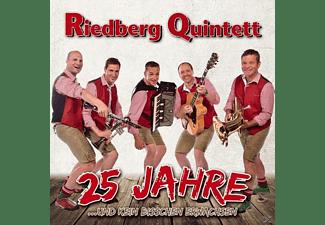 Riedberg Quintett - 25 Jahre  - (CD)