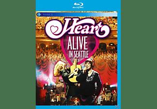 Heart - Alive In Seattle  - (Blu-ray)
