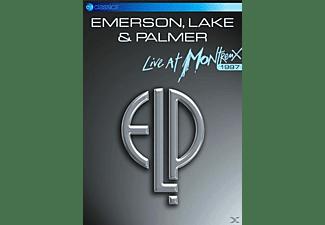 Emerson, Lake & Palmer - Live At Montreux 1997  - (DVD)