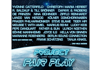 VARIOUS - Projekt Fair Play - (CD)