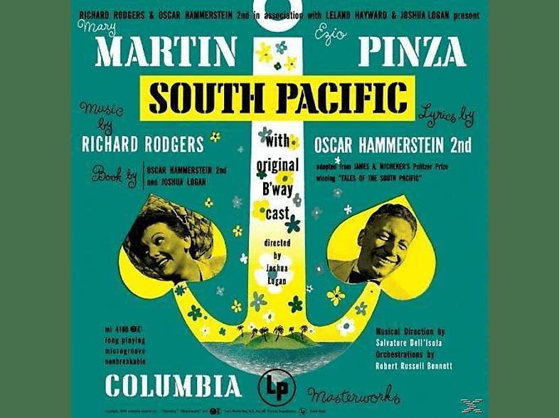 Original Broadway Cast - South Pacific [180 Gram Vinyl] [Vinyl LP] [Vinyl]