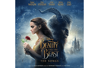 VARIOUS - Beauty And The Beast  - (Vinyl)
