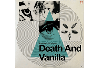 Death And Vanilla - To Where The Wild Things Are (Transparent Ediiton)  - (Vinyl)