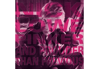 Nick Lowe - Pinker & Prouder Than Previous  - (CD)