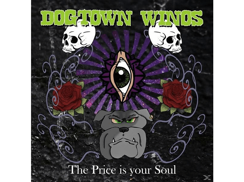 Dogtown Winos - The Price Is Your Soul [CD]