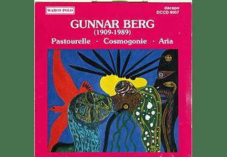 Rafn/Stengaard/Kaltoft/+ - Berg:Pastourelle/Cosmogonie/Aria  - (CD)