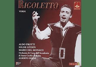 Aldo Protti, Hilde Güden, Mario Del Monaco, Orchestra & Coro Dell'Accademia Di Santa Cecilia Di Roma - Rigoletto  - (CD)