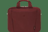 DICOTA Slim Case BASE Notebooktasche, Umhängetasche, 15.6 Zoll, Rot