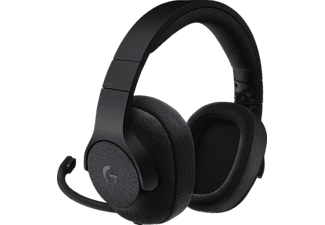 LOGITECH, 981-000668, G433 Surround Gaming, Headset, Triple Black