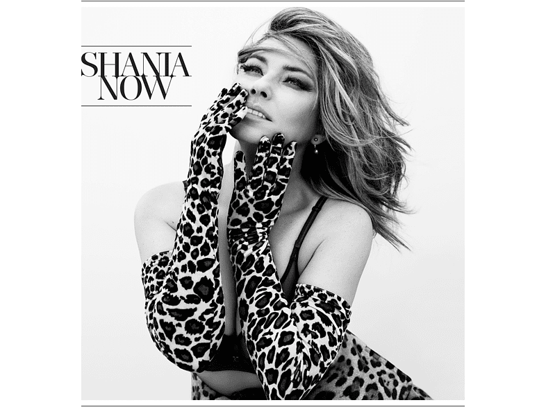 Shania Twain - Now (Deluxe) [CD]